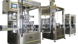 Full Automatic Filling Machines